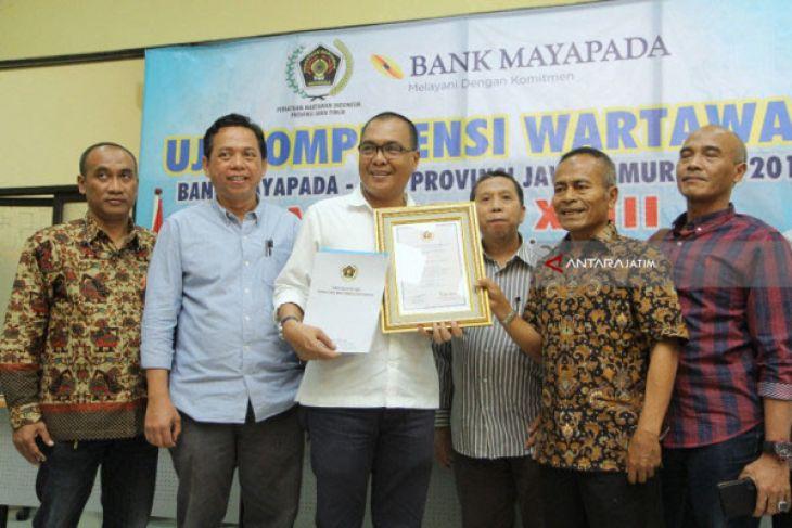 PWI Pusat beri penghargaan UKW
