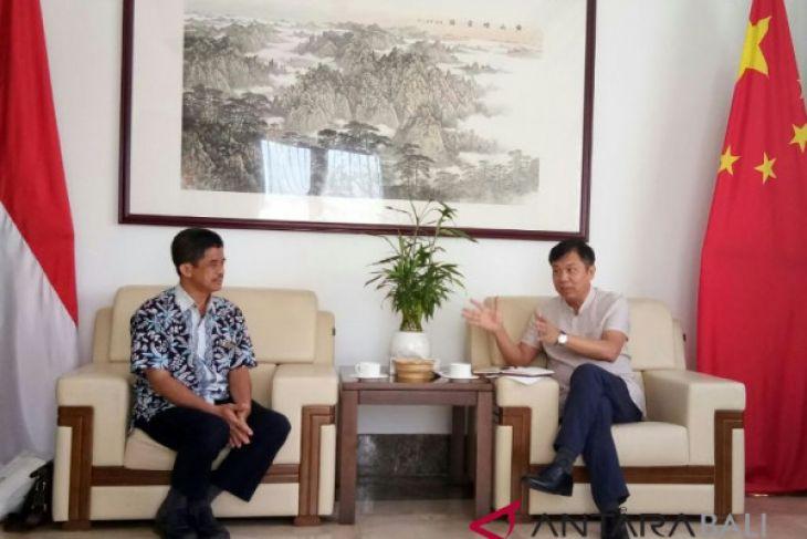 Konjen RRT kagumi masyarakat Bali menjaga budaya