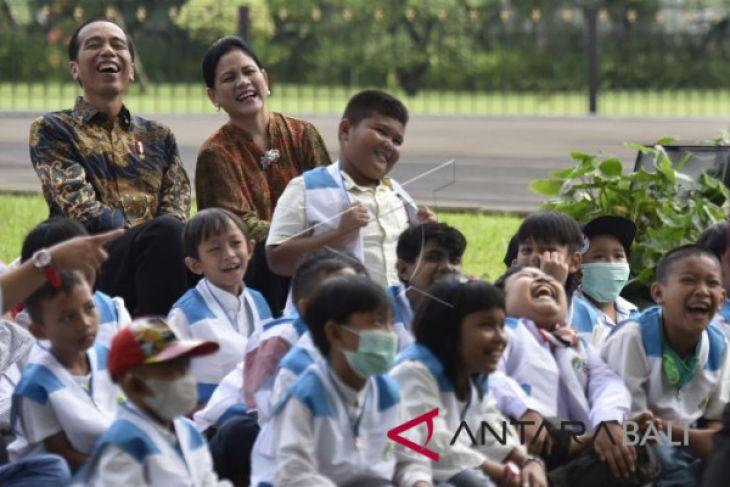Silaturahmi Yayasan Kanker Anak Indonesia