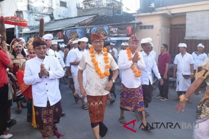 Melaspas, Wabup Badung resmikan bangunan terpadu di Tanjung Benoa