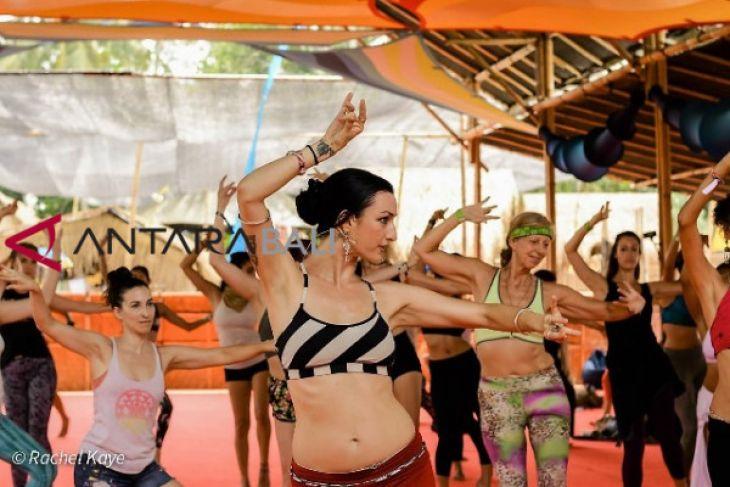 Balispirit  festival tak sekedar yoga dan dansa