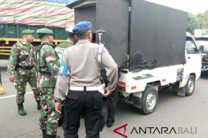 TNI tambah personel jaga Pelabuhan Gilimanuk
