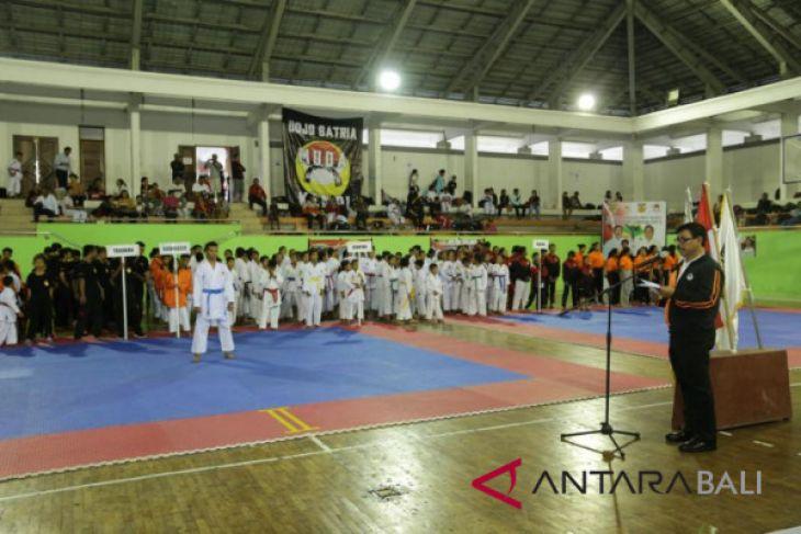418 atlet ikuti Kejurda Inkai Gianyar