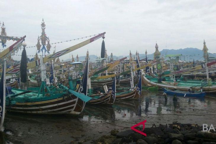 Mudik Lebaran ala kampung nelayan Jembrana
