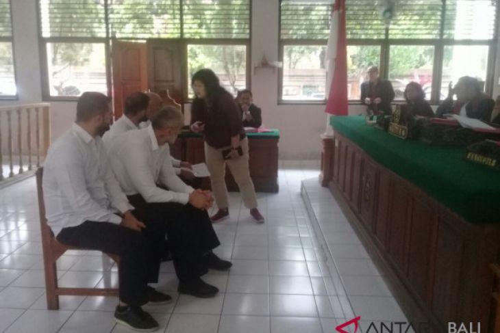 Pengadilan Negeri Denpasar sidangkan empat warga Bulgaria