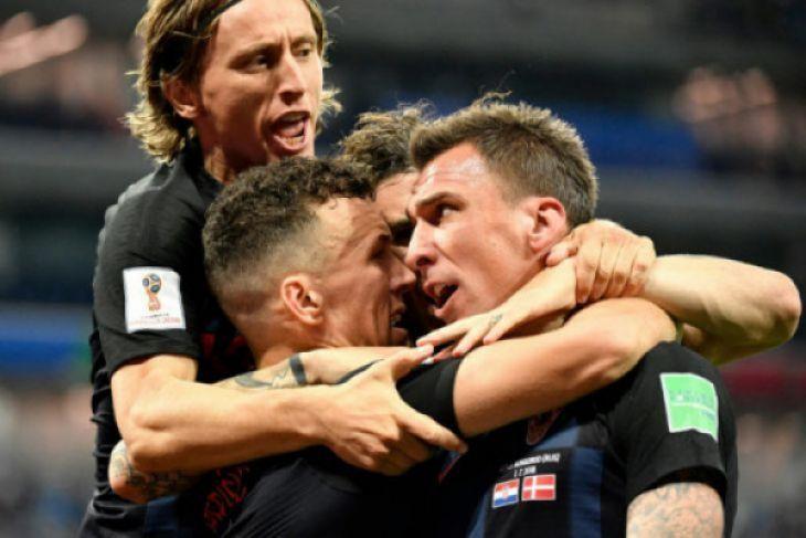 Pelatih Kroasia: meski kalah, Anda semestinya bangga