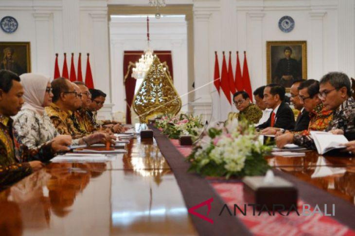 Presiden bertemu KPU