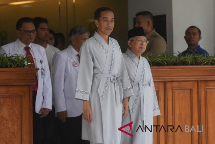 Tes Kesehatan Jokowi - Ma'ruf Amin