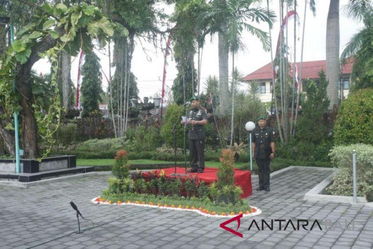 Peringatan Hari Jadi ke-60 Provinsi Bali di Gianyar