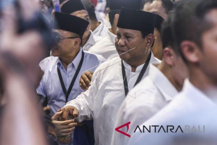 Prabowo Subianto-Sandiaga Uno daftarkan diri ke KPU