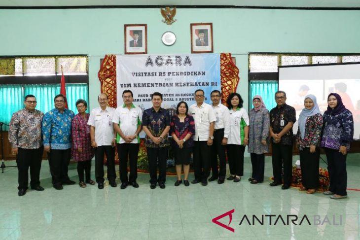 Pemkab Klungkung visitasi RSUD
