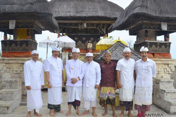 Penjabat Gubernur Bali kagumi aura Pulau Dewata