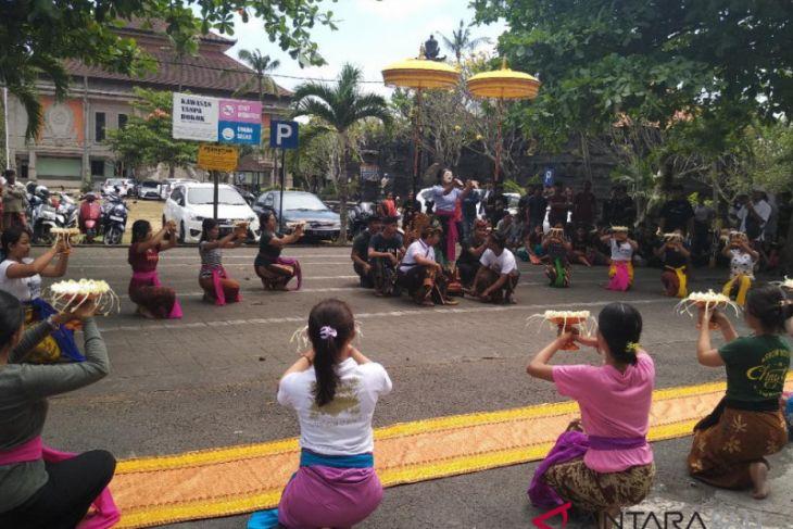 Utsawa Bali Sani, UNHI Denpasar libatkan ribuan seniman