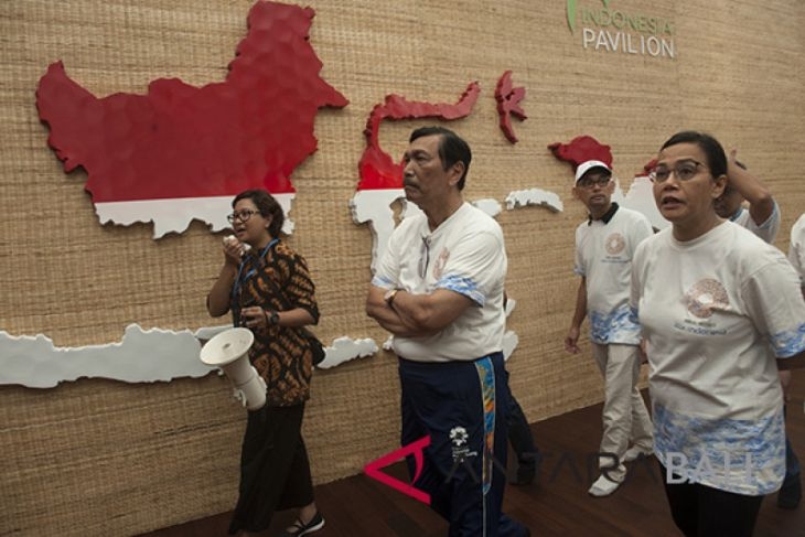Potret Indonesia dalam bidikan pertemuan IMF-WB 2018