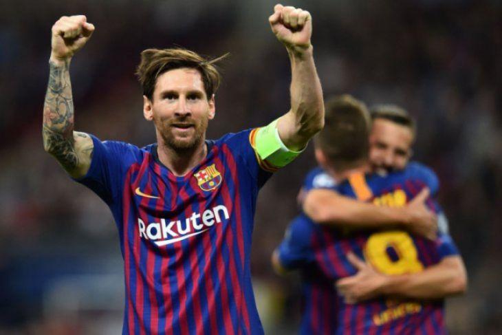 Barcelona amankan tiket ke fase gugur Liga Champions