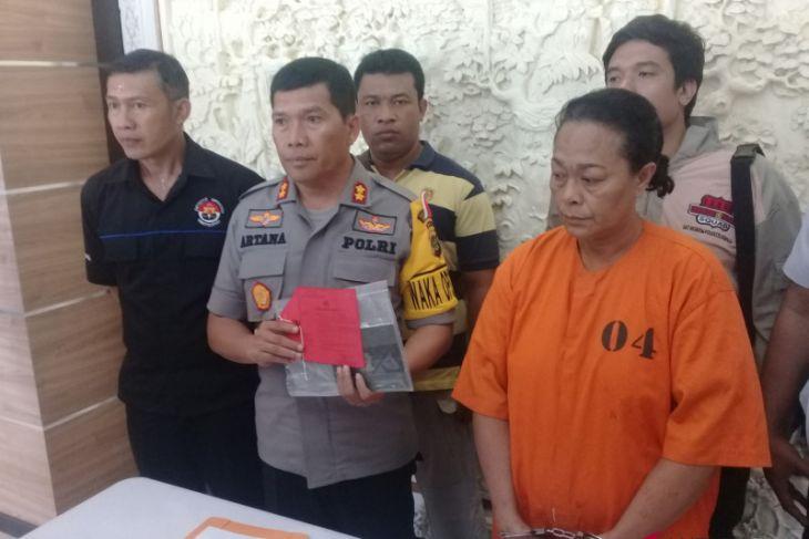 Polresta Denpasar tahan pelaku penggelapan barang perusahaan