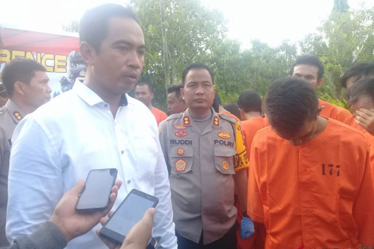 Polresta Denpasar tembak pelaku pemerkosaan