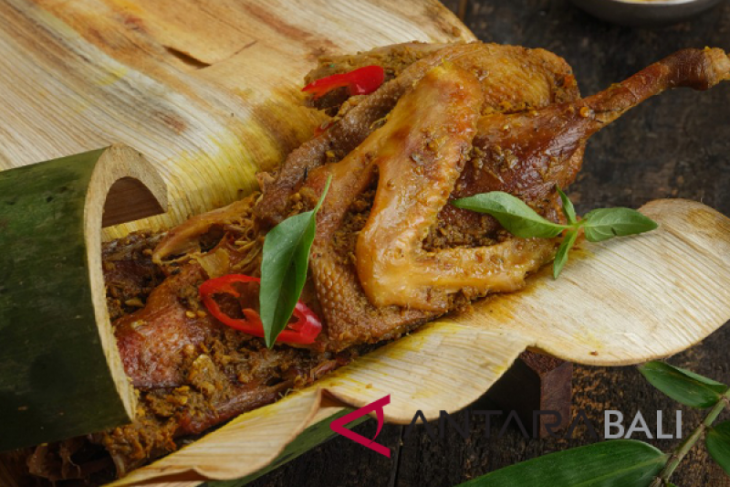 Bali suguhkan kuliner
