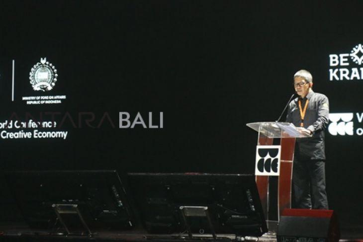 Pertumbuhan ekonomi kreatif Bali tertinggi di Indonesia