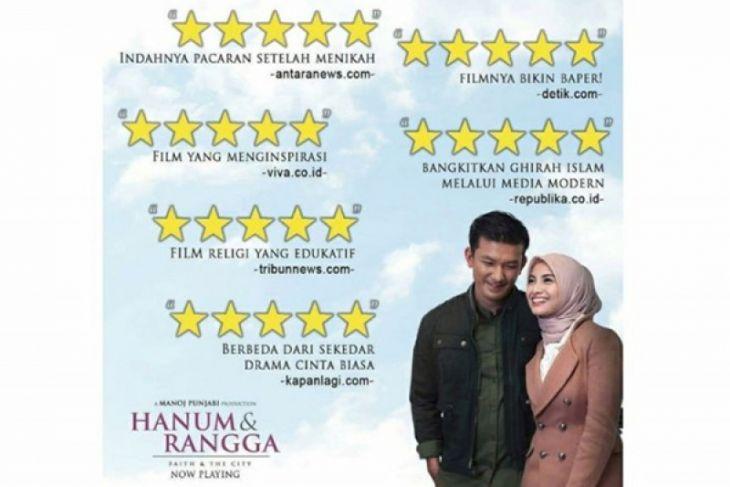 Hoax, Antara beri rating bintang lima film