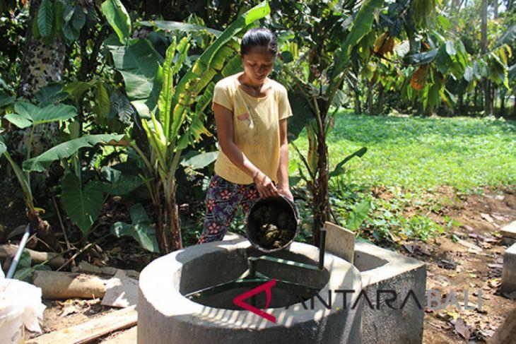 Aqua Mambal dan BUMDes Bongkasa Pertiwi-Badung kembangkan biogas