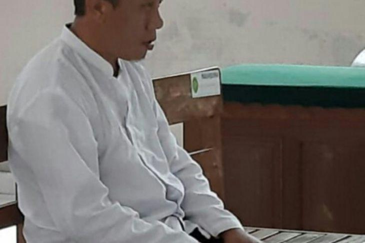 Kurir narkoba dituntut hukuman 16 tahun