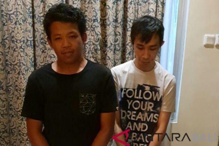 Polda Bali tangkap dua pengedar 501,28 gram  sabu-sabu