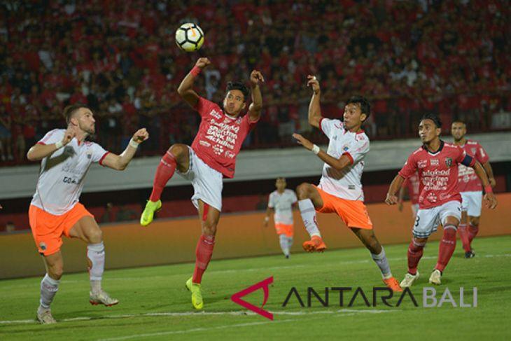 Bali United dikalahkan Persija 1-2