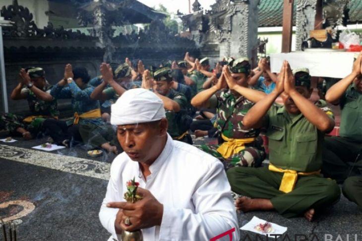 Kodim Jembrana adakan doa bersama sambut Hari Juang Kartika