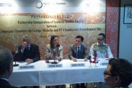 Chandra Asri  dan Michelin Resmikan Kerja Sama Investasi