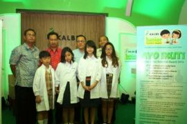 Kalbe Luncurkan Program Kalbe Junior Scientist Award