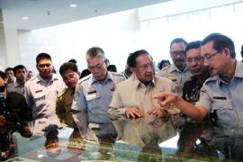 Menhub Resmikan Gedung Airnav Indonesia