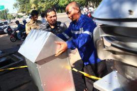 KLH Ukur Udara - Gas Di Kota Tangerang