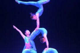 Tangcity Mall Gelar Akrobatik dari Henan-Tiongkok