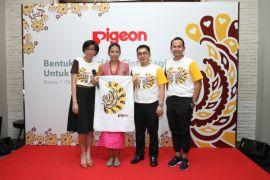 Pigeon Rilis Desain Botol Motif Batik