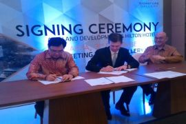 AKR Gandeng Hilton Operasikan Hotel di Surabaya