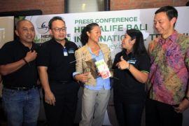 Herbalife Kembali Dukung Bali International Triathlon 2016