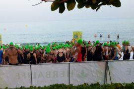 1700 Peserta Ikuti Herbalife Bali Triathlon 2016