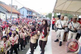 Begini Kemeriahan Perayaan Kemerdekaan RI di Kota Tangerang