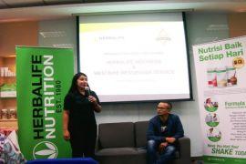Herbalife Indonesia Percayakan Pengiriman Dokumen Gunakan Sepeda