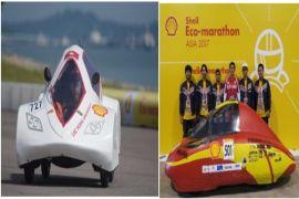Mahasiswa Indonesia Menangi Shell Eco-Marathon 2017