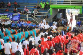 Wali Kota : Wujudkan Tangerang Sehat Melalui Kegiatan Olahraga