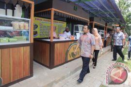 Pasar Jajanan Taman Potret, Magnet Baru Kuliner di Kota Tangerang