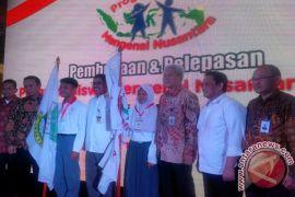 20 Pelajar Banten Ikuti Program Mengenal Nusantara