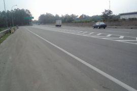 Petugas AITR Berhasil Atasi Genangan Km 38