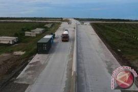 Tol Kunciran-Bandara Lahan Bebas 100 Persen 2017