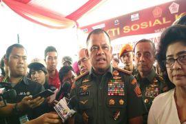 TNI Siap Bantu Pengungsi Gunung Agung