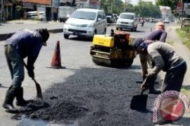 Pemkot Tangerang Perbaiki 1.000 Ruas Jalan Lingkungan