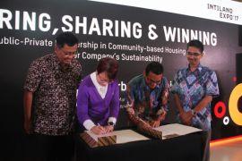 Intiland Gandeng Habitat Lanjutkan Program Bantuan Rumah