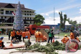 Anak Krakatau Meletus 56 Kali Dalam Kurun 24 Jam